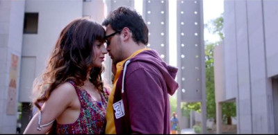 A still from Katti Batti