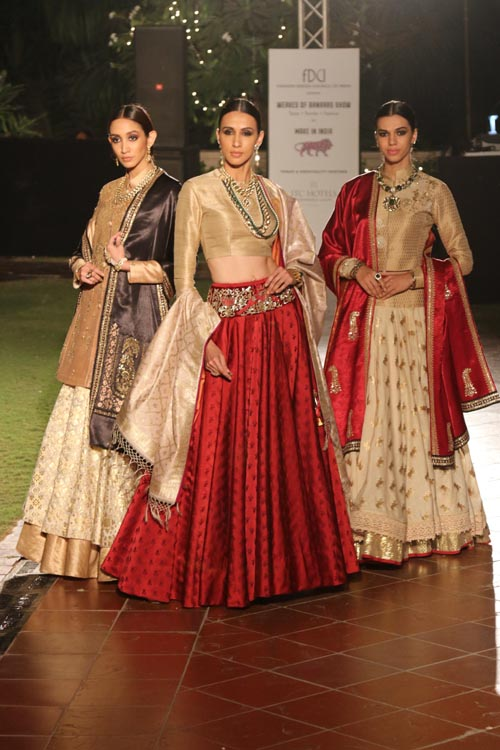 Weaves of Banaras
