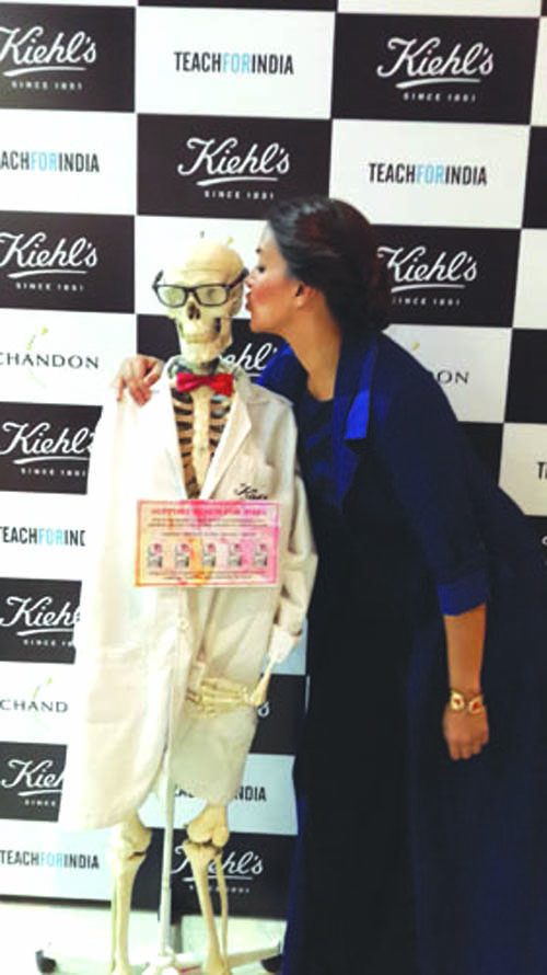 Kiehl's fifth anniversary