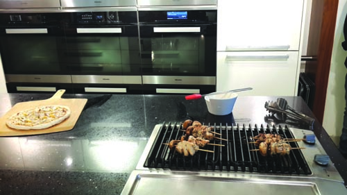Make how cooktop to an induction induction far