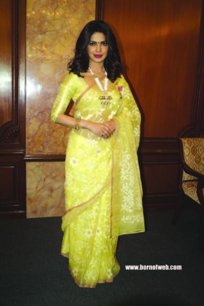 Padma Shri Priyanka Chopra