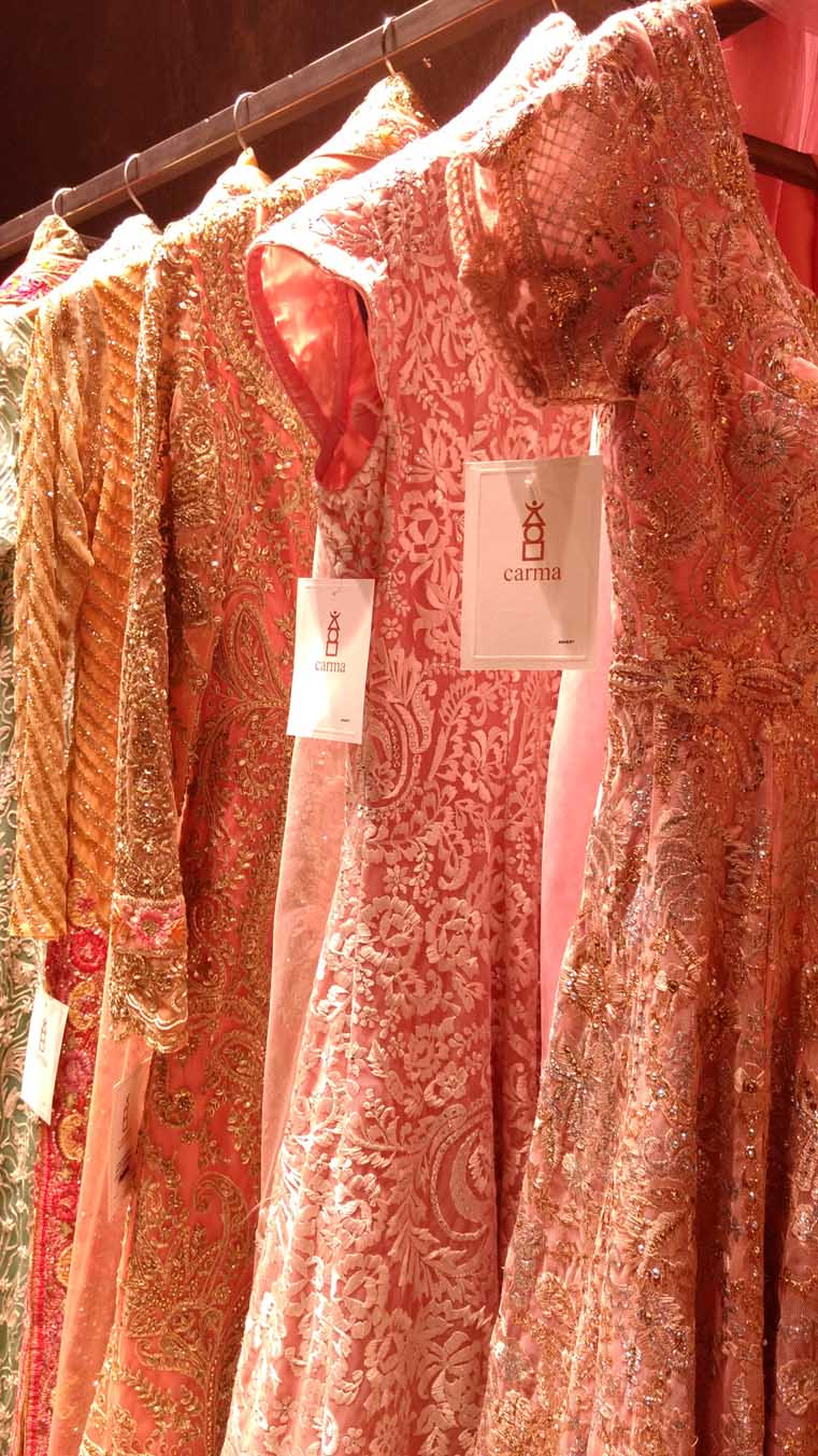 The collection at Carma