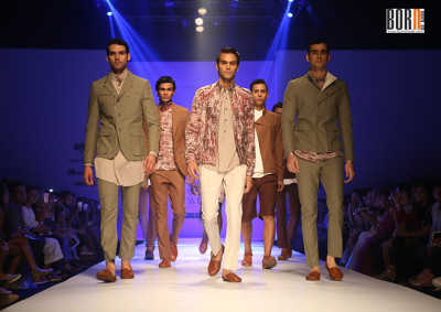 Dhruv Vaish at AIFW