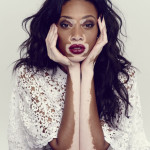 Everything is in order, as she commands! Winnie Harlow