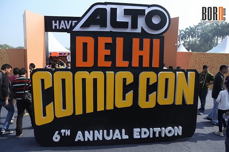 Comic Con 2016