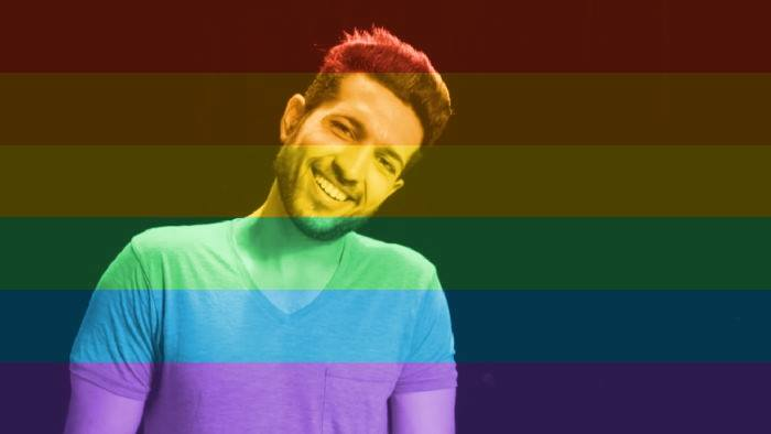 I am gay and proud's MySpace layouts & themes - CoolChaser