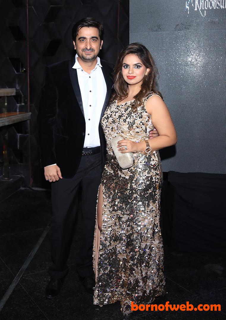 Amit & Nikita Arya