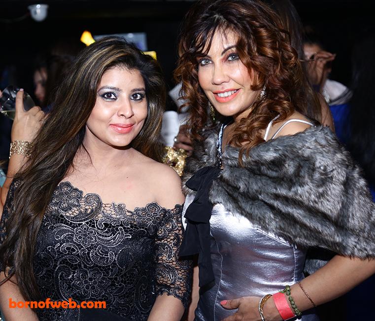 A guest with Vandana Vadhera