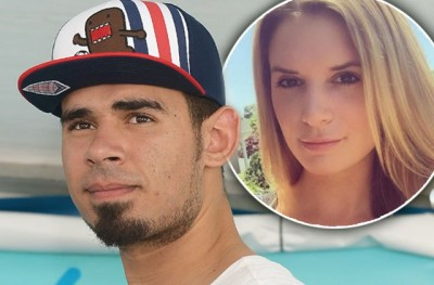 Afrojack and his Ex-Girlfriend Lauren Meditz