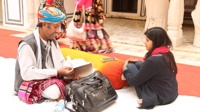 Vocalist Anwar Khan, a Rajasthani folk artist, in conversation with BOW.