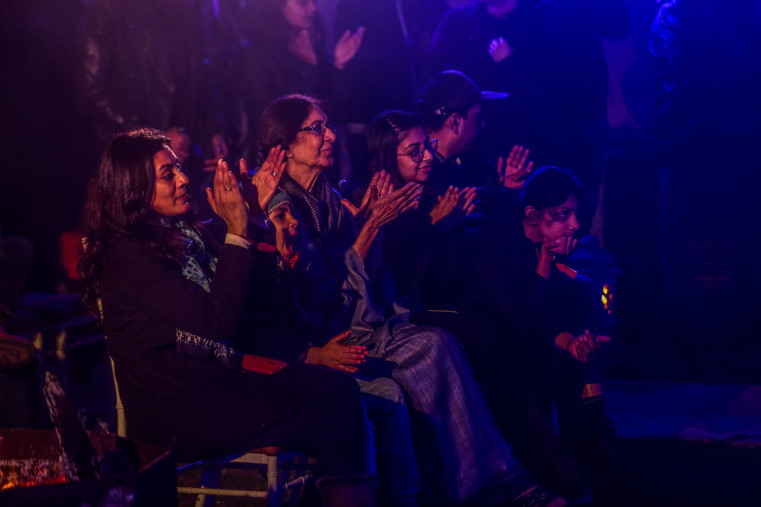 Involving people across all age groups, Taalbelia was an entralling blend of music and culture.