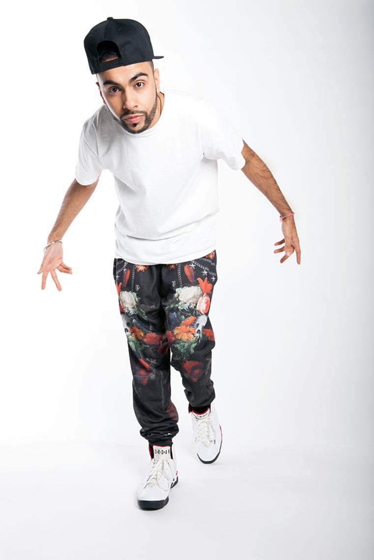 Rapper Raxstar