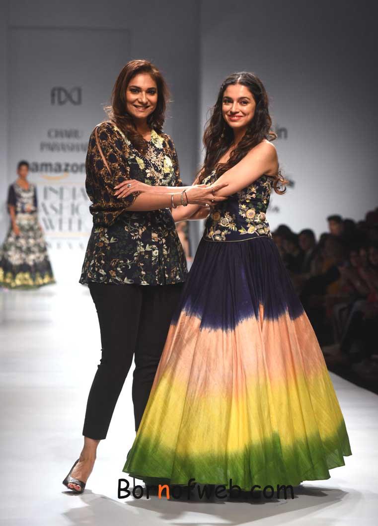 Divya Khosla Kumar & Charu Parashar