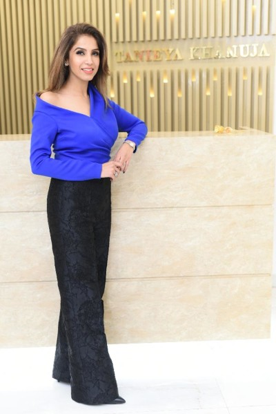 Tanieya Khanuja