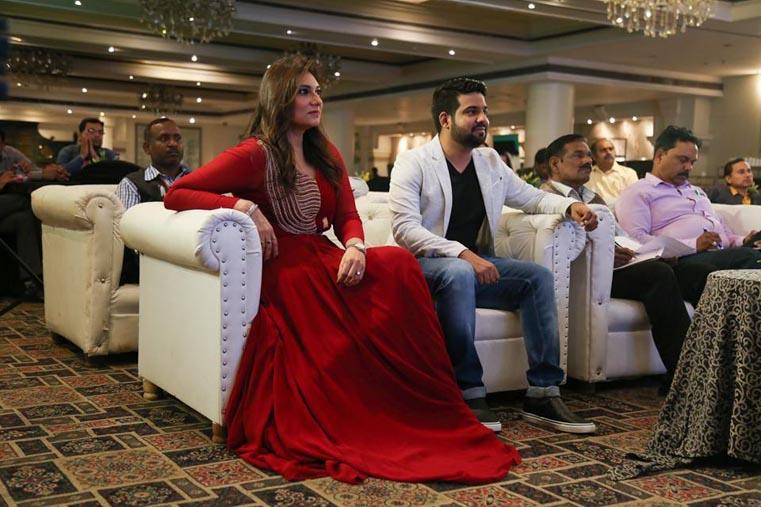 Charu Parashar and Karan Bhardwaj