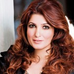 Twinkle Khanna at PadMan's Delhi promotions