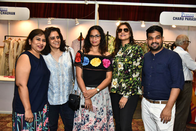 Meeta Mishra, Ambica Gulati, Supriya Himanshu, Charu Parashar & Karan Bhardwaj
